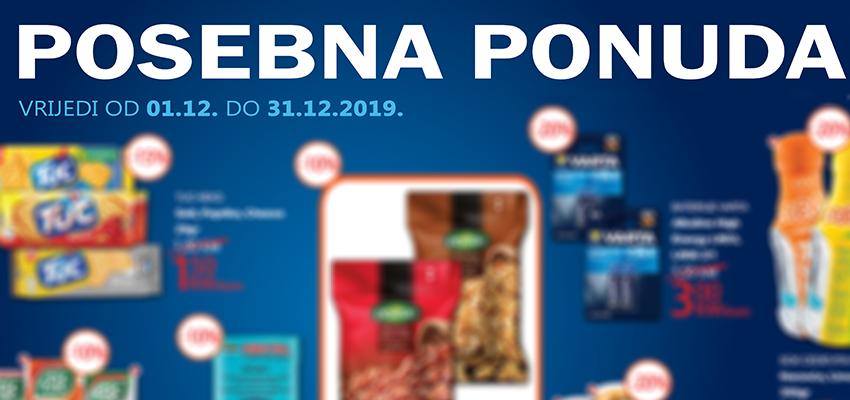 Posebna Ponuda - Decembar 2019