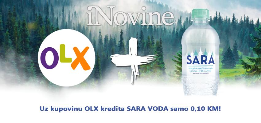 SARA Voda i Olx