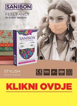 Sanibon maske