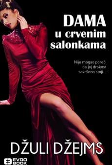 Dama u crvenim salonkama