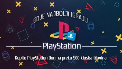 U prodaji PlayStation Bon!