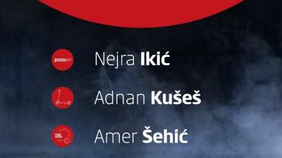 Dobitnici nagradne igre #imassrece
