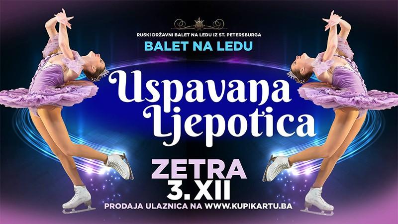 Uspavana ljepotica - Zetra 3. XII