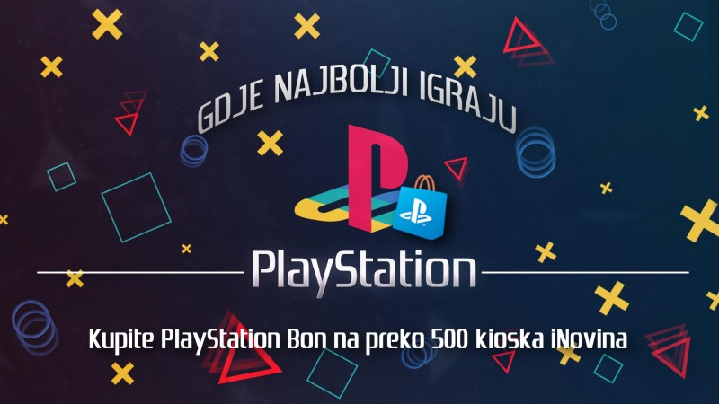 U prodaji PlayStation Bon!