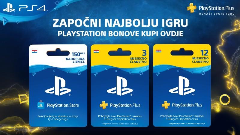 PlayStation Bon - Osnaži svoju igru!