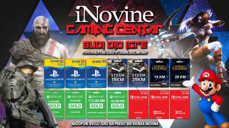 iNovine Gaming Centar